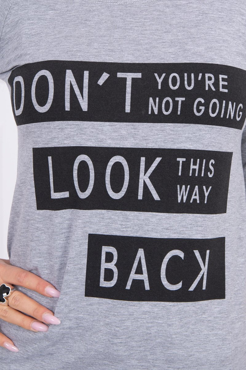 eng pl A blouse Dont Look Back gray melange 1477 3